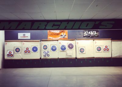 Archery Indoor Range - Marchio's Sport Hunt - Hanover, PA