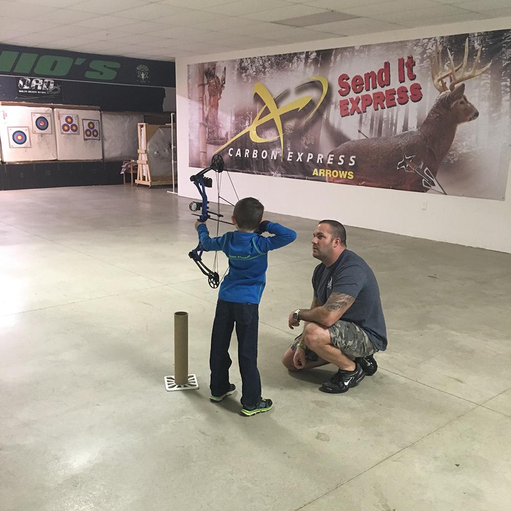 Archery Range - Marchio's Sport Hunt - Hanover, PA