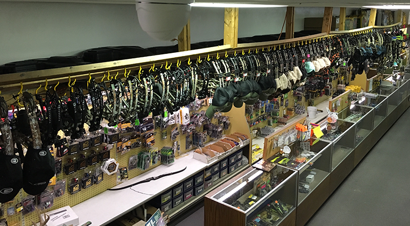 Professional bow set up and tuning - Marchio's Sport Hut - Hanover, PA